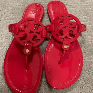 Never worn Tory Burch Sandals